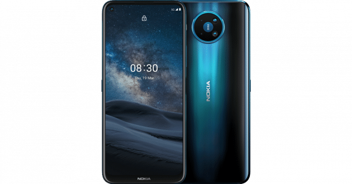 Nokia 8.3 5G's successor with a 120Hz Screen and a 108MP Camera