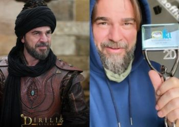 Indian Television Academy Award to Ertugrul's Engin Altan