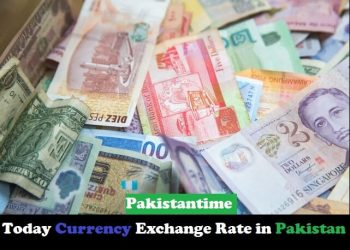 Today Currency Exchange Rate in Pakistan
