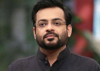 Aamir Liaquat's third marriage