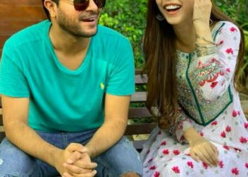 Asim Azhar and Urwa Hocane