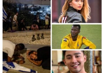 Gigi Hadid, Darren Sammy, Alvin Chong, and other celebrities speak for Palestine